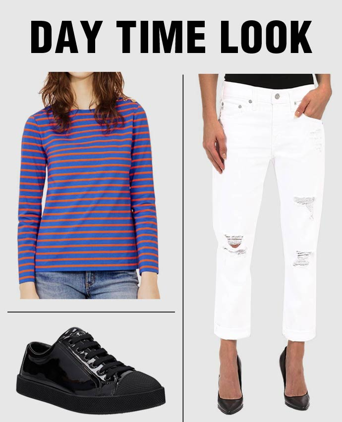 Day time look