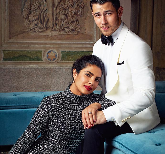 Priyanka and Nick at Ralph Lauren Anniversary