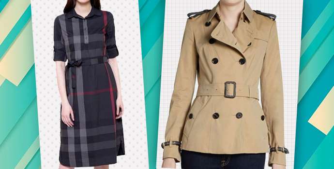 Burberry Trench Coat | Darveys