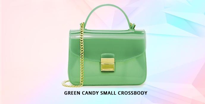 FURLA Green Candy Small Crossbody | Darveys