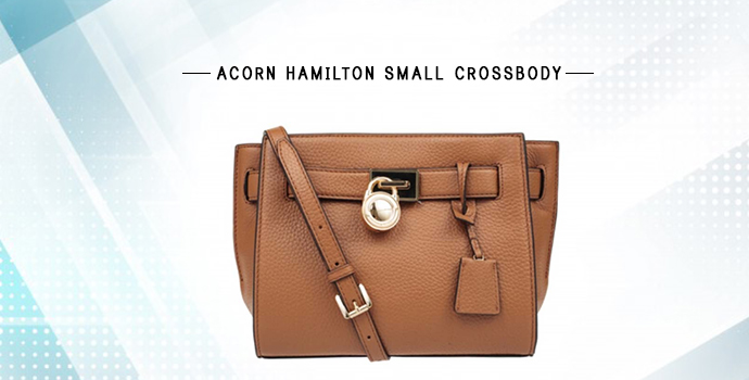 Michael Kors Acorn Hamilton Small Crossbody