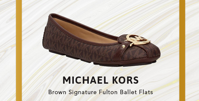 c9d311c9e Michael Kors COACH: The effortless Coach ballet flats can add the perfect  subtle touch to any outfit. The classic colors and simple designs work for  every ...
