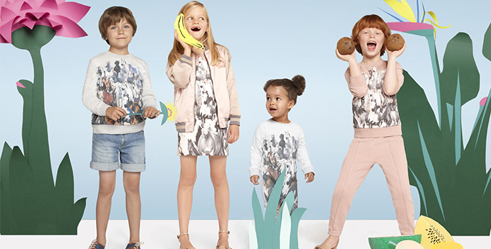 Luxury Designer Kids Collection - The finest way to pep up fashion