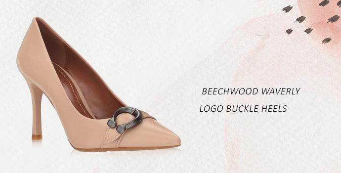 Coach heels for women