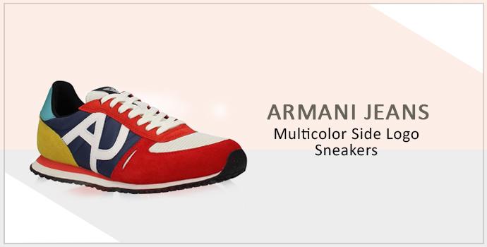 Armani Jeans footwear