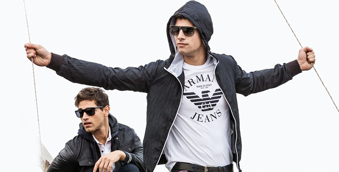 Armani Jeans India: Effortless and Chic fashion