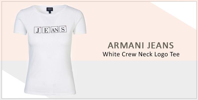 Armani Jeans T Shirts