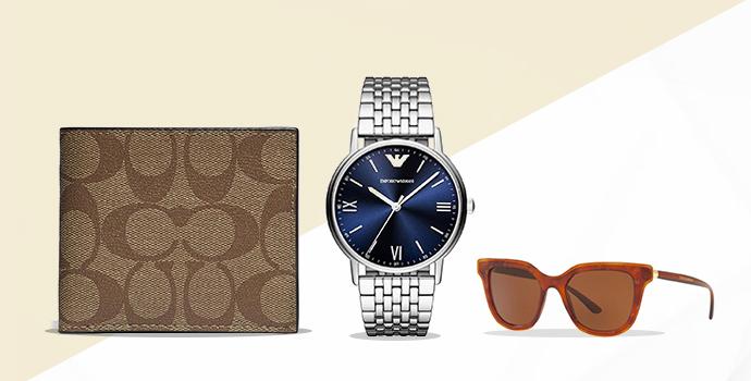 Designer accessories at Darveys