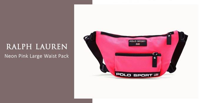 Ralph Lauren Waist Pack Bag