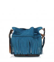 burberry bag blue