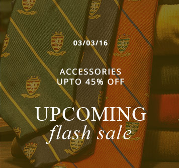 Upcoming offer-Luxury Designer Products