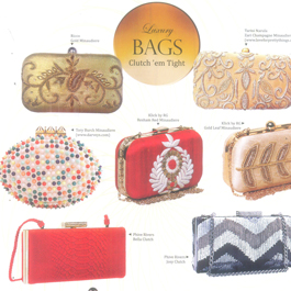 Tory burch Clutches in  Abraxas lifestyle