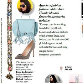 Harper BazaarDarveys