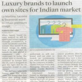 Luxury Online Shopping Portal